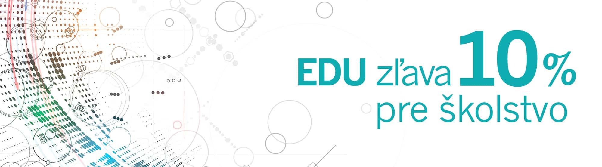 FB profil EDU zlava 10 - zľavy a benefity zadarmo