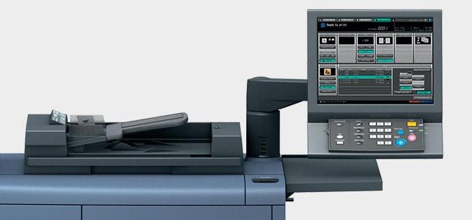 digitalna tlac minolta c6000 - Vlastná produkčná digitálna tlačiareň na tlač obalov