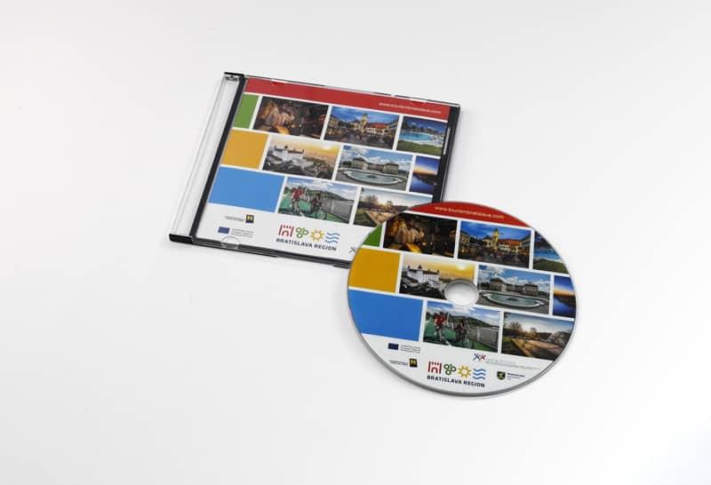 portfolio bratislava region2 - Obaly na CD, DVD, Blu-ray
