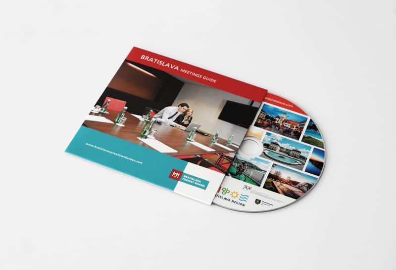 portfolio bratislava region3 - Obaly na CD, DVD, Blu-ray