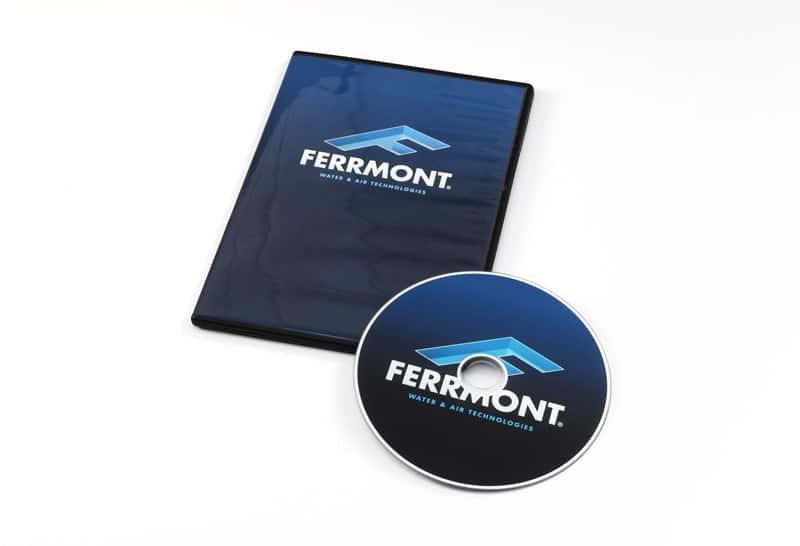 portfolio ferrmont - Obaly na CD, DVD, Blu-ray