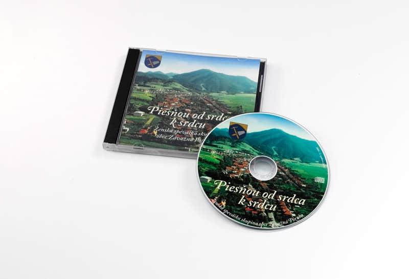 portfolio piesnou od srdca k srdcu - Obaly na CD, DVD, Blu-ray