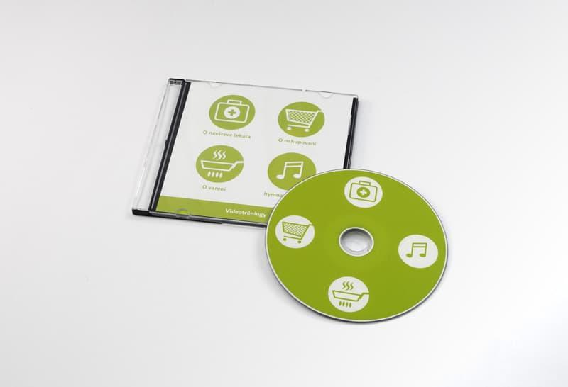 portfolio videotreningy - DVD zo stužkovej