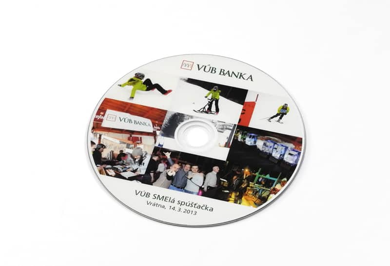 portfolio vub - DVD z firemných akcií