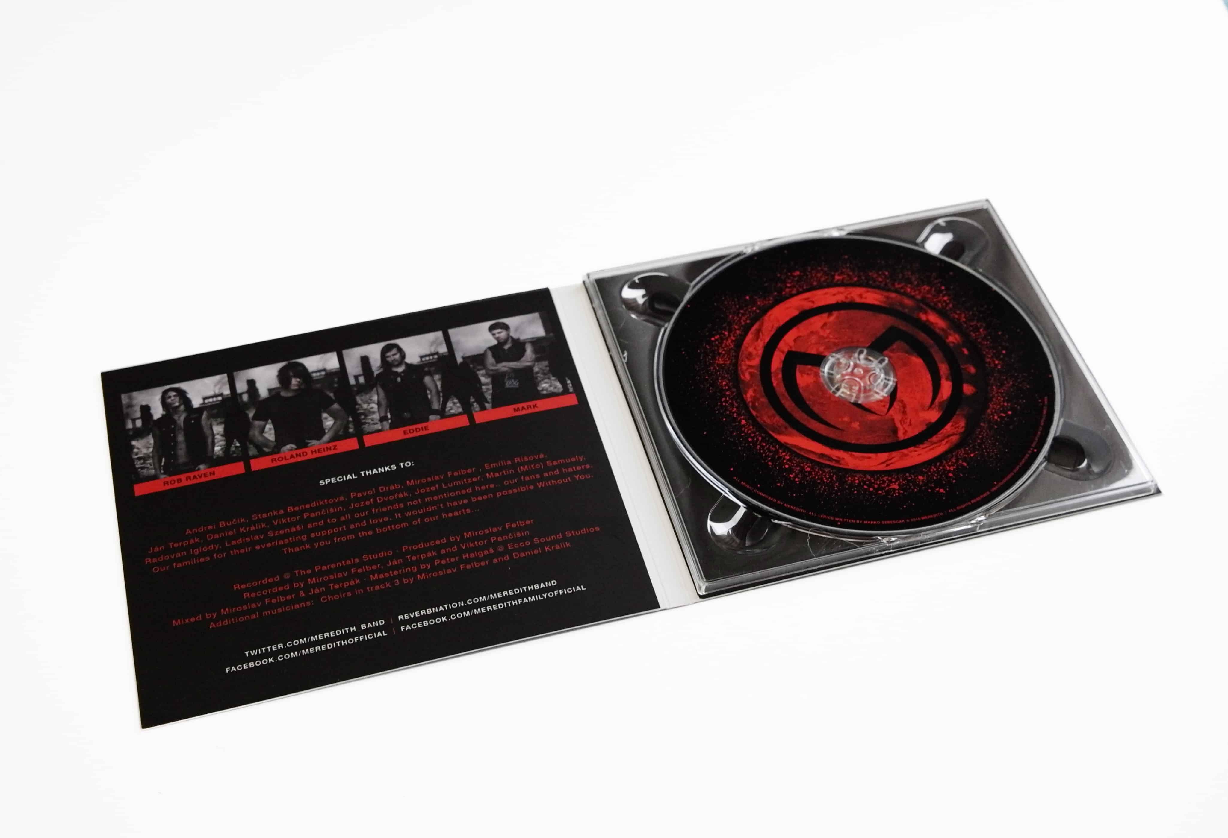 portfolio meredith - Obaly na CD, DVD, Blu-ray